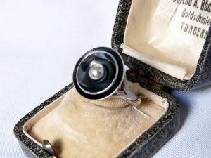 Niels Erik From NEFROM N.E.From Denmark 925 S silver zilveren designer ring Denemarken vintage modernist Scandinavian 60er 70er sixties seventies 2.JPG