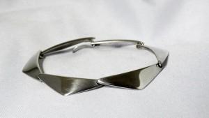 Hans Hansen Denmark Georg Jensen Denemarken design 238 925 sterling silver zilveren zilver armband bracelet Scandinavian designer modernist vintage 5.JPG
