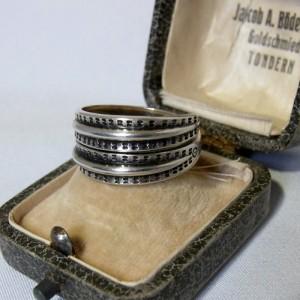 David Andersen Saga series ring collection Norway Noorwegen 925 sterling silver zilveren adjustable verstelbare ring Modernist Viking Scandinavian designer 7.JPG