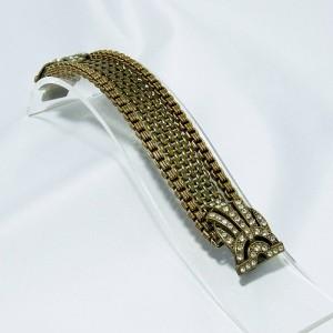 Vintage ermani bulatti costume designer bracelet dutch c.JPG