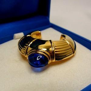 Boucheron Paris Perfumes brooch broche originele doos original box designer vintage 1980s 2.JPG