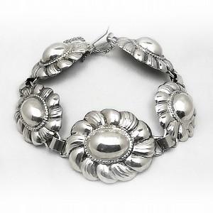 Bartolozzi Sterling silver bracelet zilveren armband vintage designer barok baroque Renaissance Revival Italy Italie 7.jpg