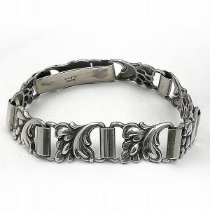 Aage Albing Denmark Denemarken 830 silver zilveren link bracelet schakel armband Jugendstil Skonvirke old oude sesigner vintage 1.jpg