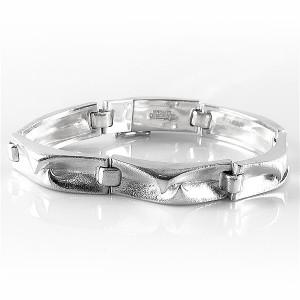 Lapponia Finland 925 zilveren sterling silver designer armband bracelet Bjorn Weckstrom 1978 vintage modernist brutalist Scandinavian 1.jpg