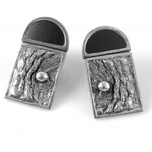 Jean-Claude Darveau Canada vintage modernistische modernist designer clip earrings oorbellen art brutalist 70er jaren 1970s 1.jpg