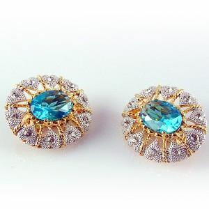Camrose _en_ Kross Jacqueline Kennedy America Amerika clip oorbellen earrings originele doos certificaat original box certificate 1962 designer vintage 6.JPG