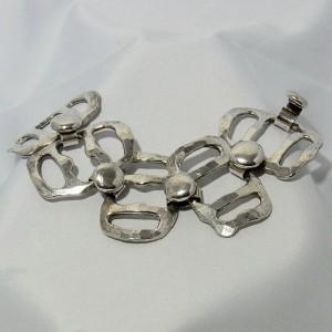 Jacob Hull J. Denmark Danmark Denemarken Modernist Vintage sixties Designer Modernistische Bracelet Armband c.JPG