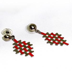 Jacob Bengel style stud earrings oorbellen oorstekers Germany Duitsland Art Deco Machine Age vintage old oude designer 2.jpg