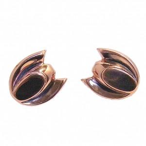 Renoir copper koperen screw back earrings schroef oorbellen designer vintage 1950s 1960s moderninst 4.jpg