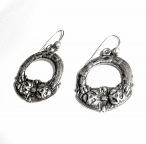 Scottish Schotse silver zilveren oorbellen earrings Henderson _en_ Horner brothers Glasgow sterling rare zeldzaam 6.jpg