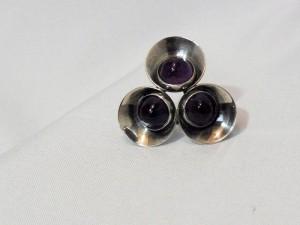 Niels Erik From N.E.From N E From Denmark Denemarken sterling 925 zilveren silver designer brooch broche c.JPG