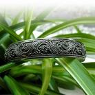 Antieke Straits Chinees - Indonesiche 925 zilveren armband.